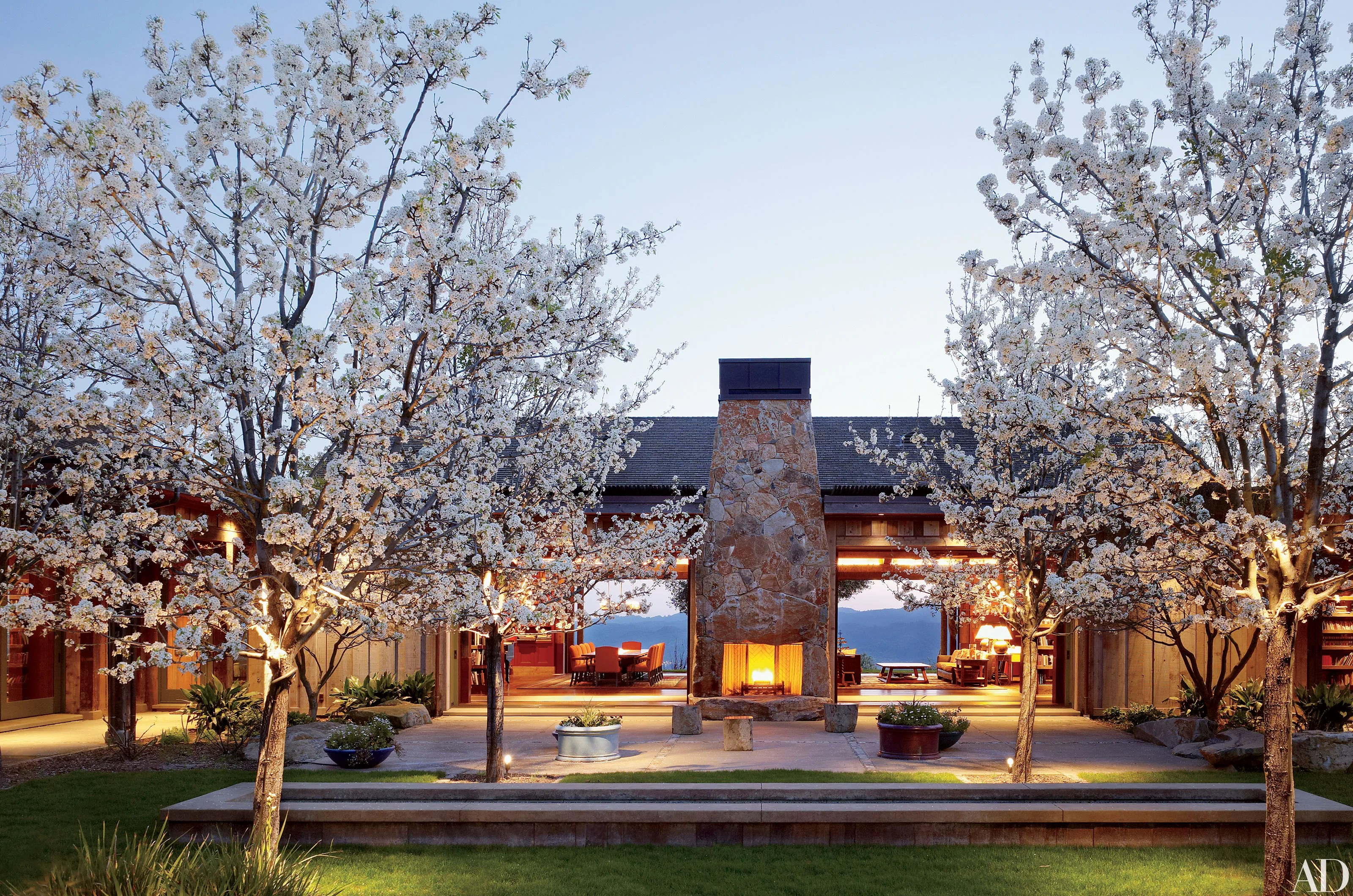 15 Wine Country Homes With Rustic Beauty Photos