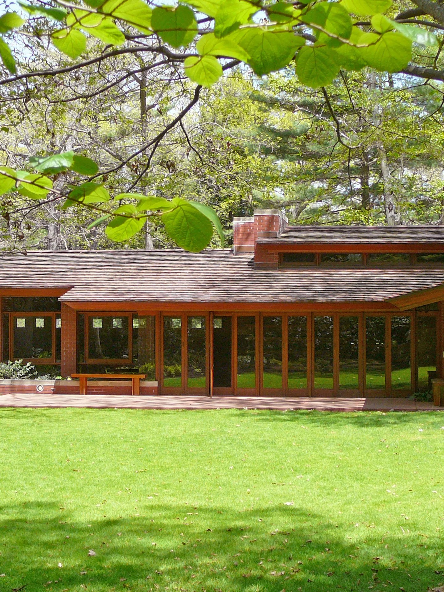 Who Did Frank Lloyd Wright Design The Above House For : frank, lloyd, wright, design, above, house, Coast, Frank, Lloyd, Wright, Buildings, Architectural, Digest