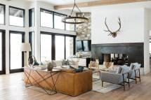 Studio Mcgee Utah Mountain Home Modern Edge