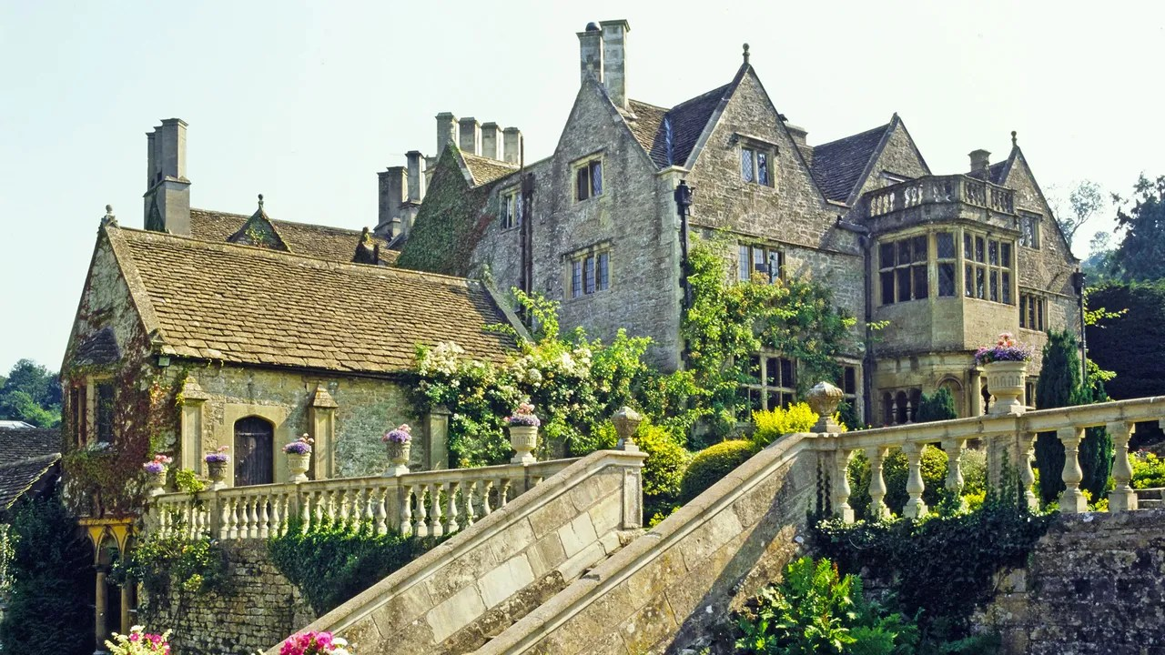 Architecture English Manor House