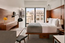 Arlo Hudson Square High-design Micro-hotel In