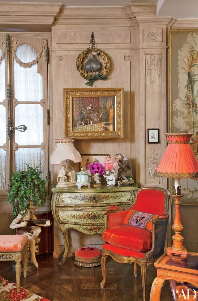 Iris Apfels Home in New York City is a Fashionistas Dream Photos  Architectural Digest