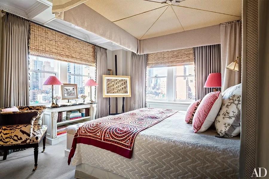 Alexa Hampton S Bedroom Makeover Architectural Digest