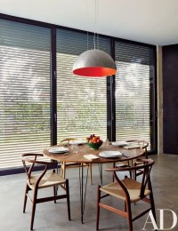 10 Midcentury-Modern Dining Rooms Photos   Architectural ...