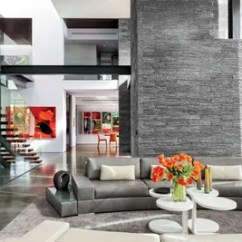 Living Room Interior Design Modern Clean Image 27 Rooms Full Of Luxurious Details Architectural Digest An Investment Manager Commissioned Whipple Russell Architects And Tocha Project To Create This Modernist Beverly Hills Home In The