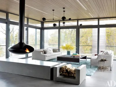 show pictures of modern living rooms country style room ideas 27 full luxurious details architectural digest designer poonam khanna furnished the interiors this house in new york s hudson valley grouping bddw