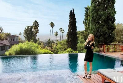 Inside Sheryl Crows House in the Hollywood Hills