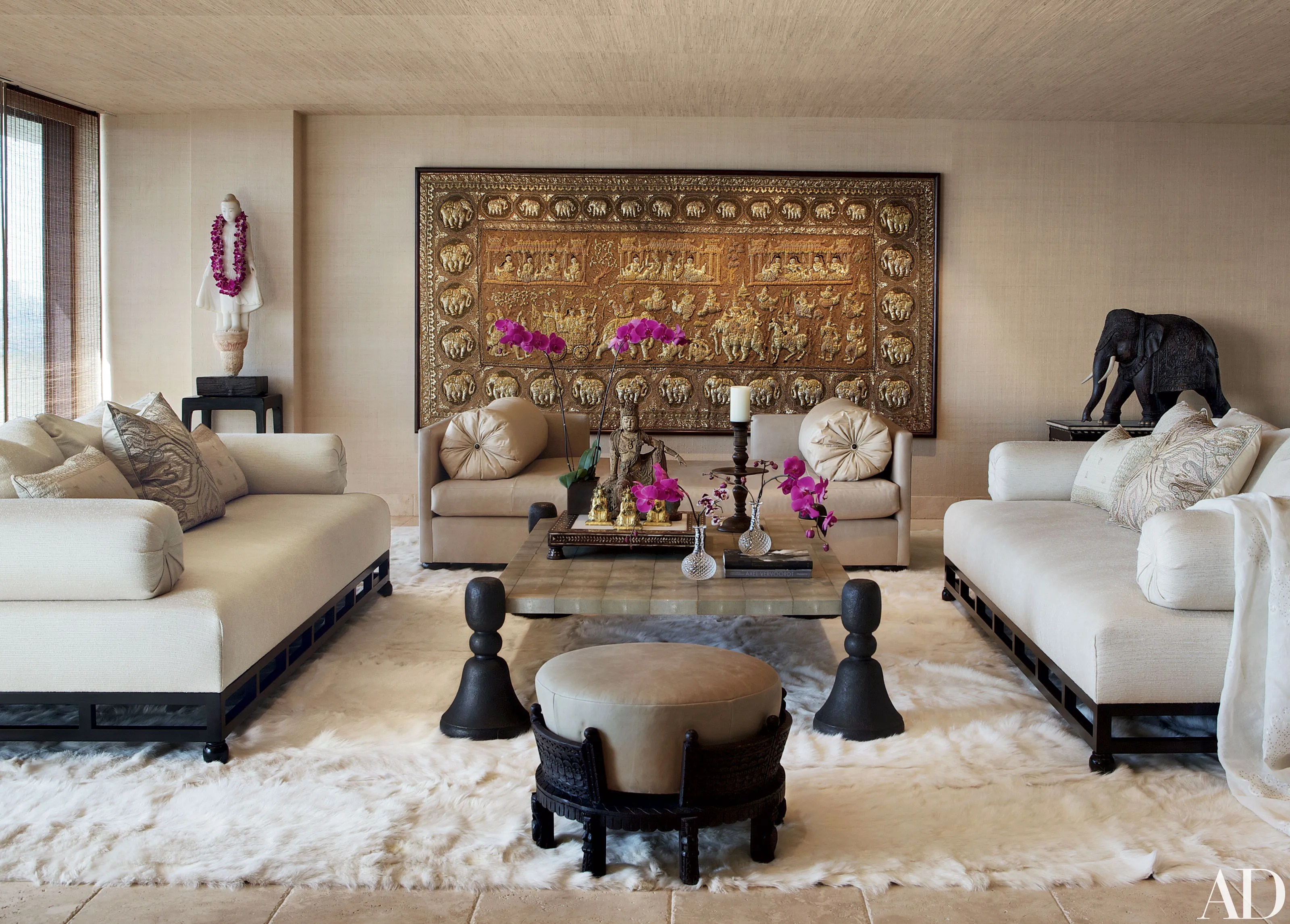 Cher's Los Angeles High-Rise Features Decor From Around