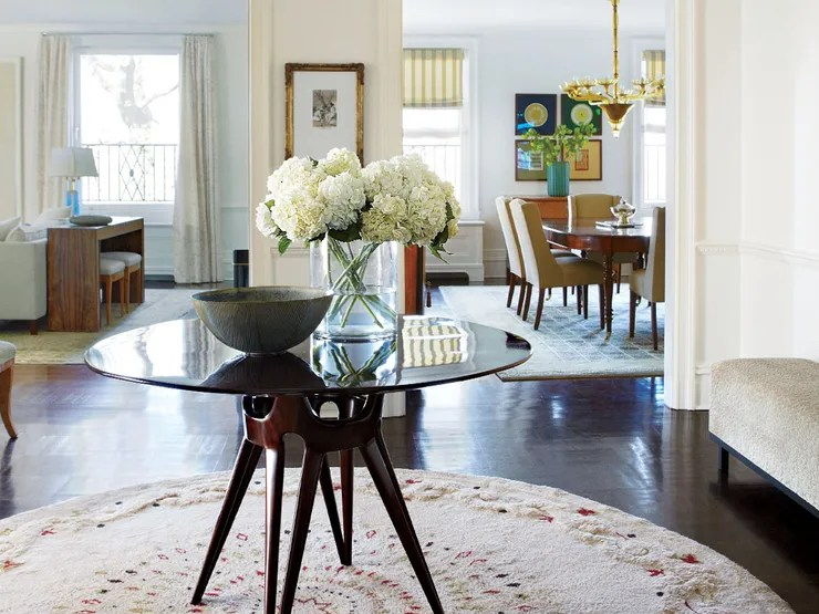 Michael J Fox And Tracy Pollan's Refined Manhattan Home