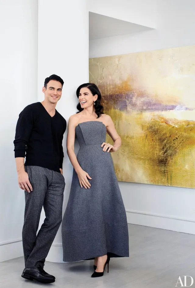 Julianna Marguliess Home in New York City Photos