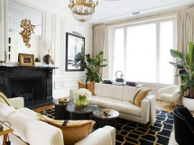 Classic London Townhouse Apartment Glamorous Art