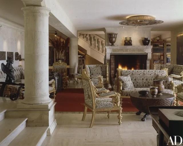 Tina Turners Modern Mediterranean Style Villa In The