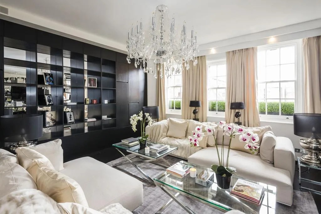 Alexander McQueens Former London Penthouse Is on the Market for 105 Million  Architectural