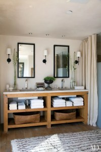 18 Great Ideas for Bathroom Double Vanities Photos ...