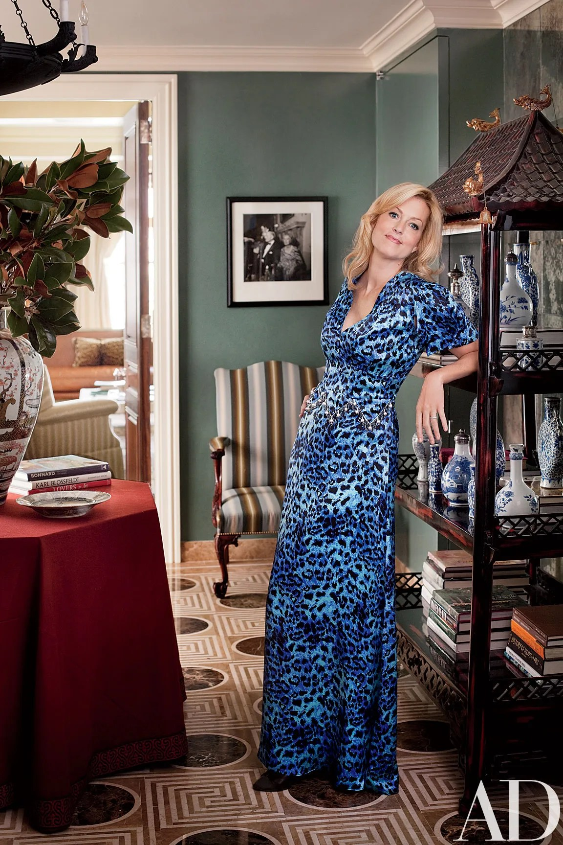 Ali Wentworth and George Stephanopouloss New York