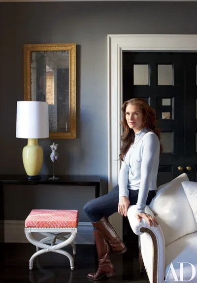 Brooke Shieldss House in New York City  Architectural Digest