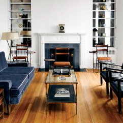 Living Room Design With Hardwood Floors Cabinet For Here S How To Live Bare Architectural Digest