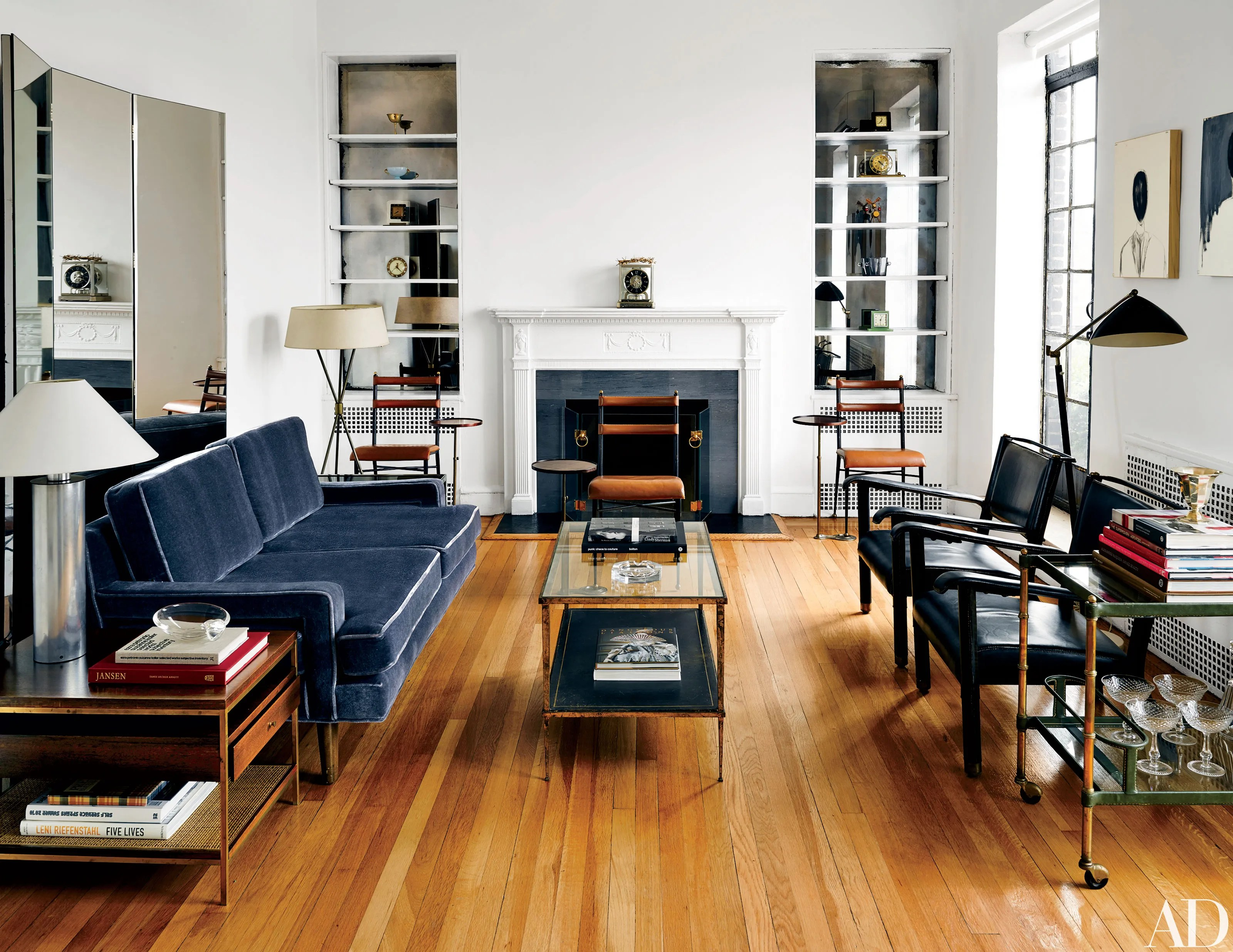 living room design with hardwood floors sage green decorating ideas here s how to live bare architectural digest