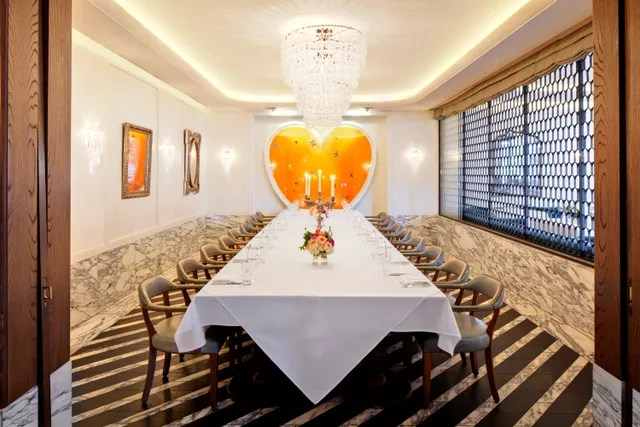 The World S Most Beautiful Private Dining Rooms Photos