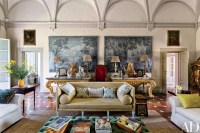 Musician Ned Lambtons House in Tuscany Photos ...