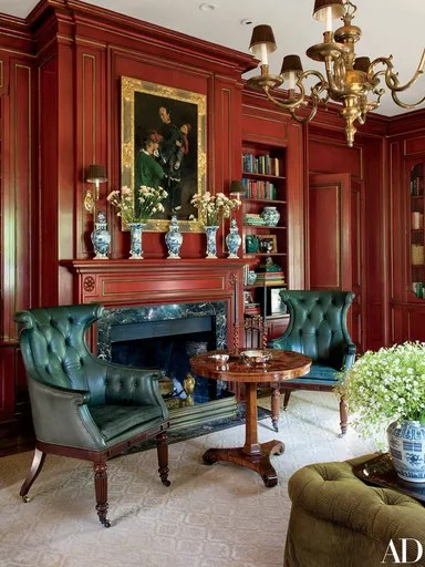 A 1920s Bay Area Residence Architectural Digest