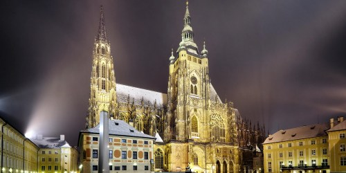 5 of the Best Gothic Buildings in Prague Architectural Digest