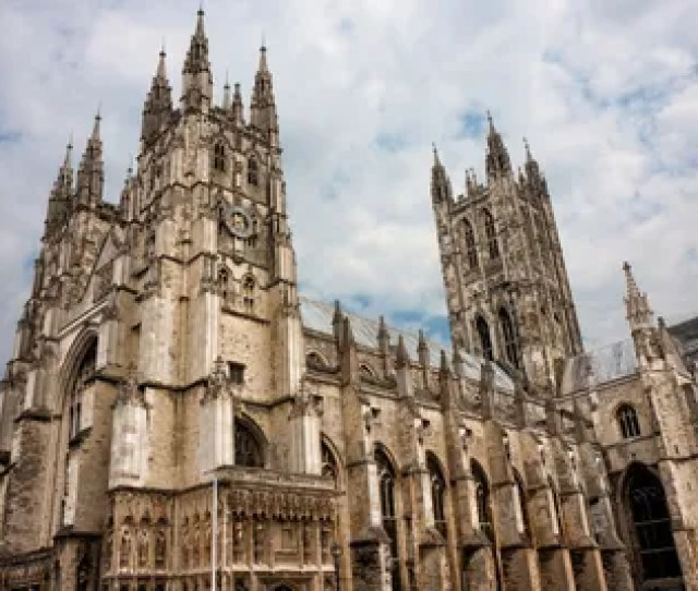 You Might Be Familiar With This Cathedral From Geoffrey Chaucers Canterbury Tales Archbishop Thomas Becket