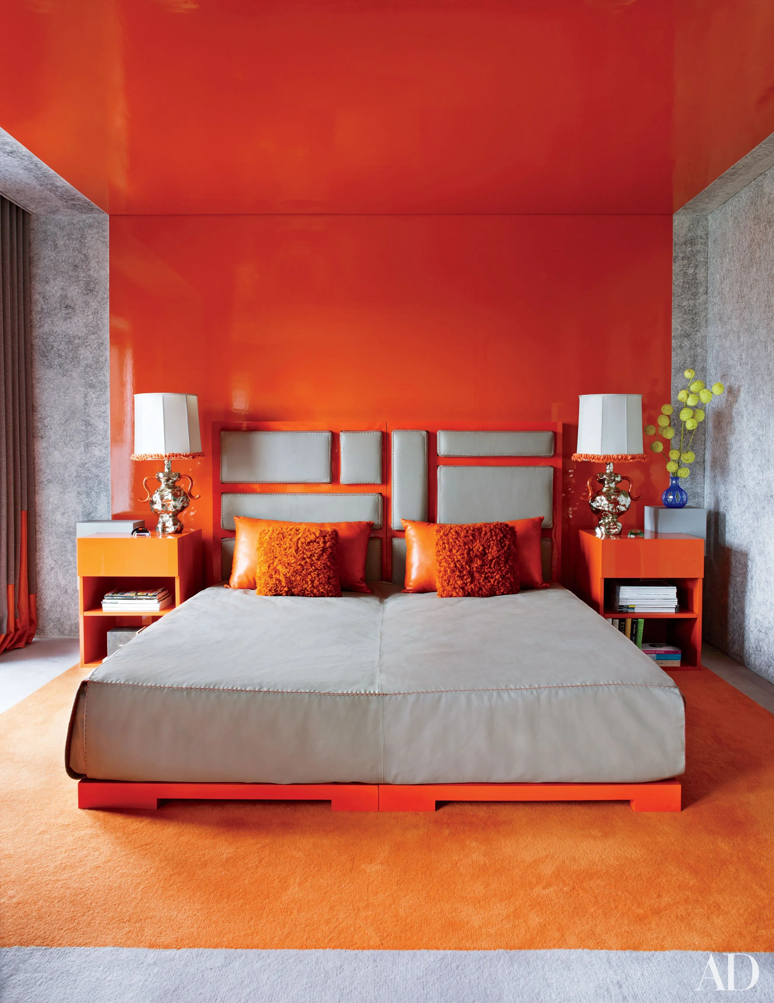 Unexpected Headboard Designs For Decor Risk Takers Architectural Digest