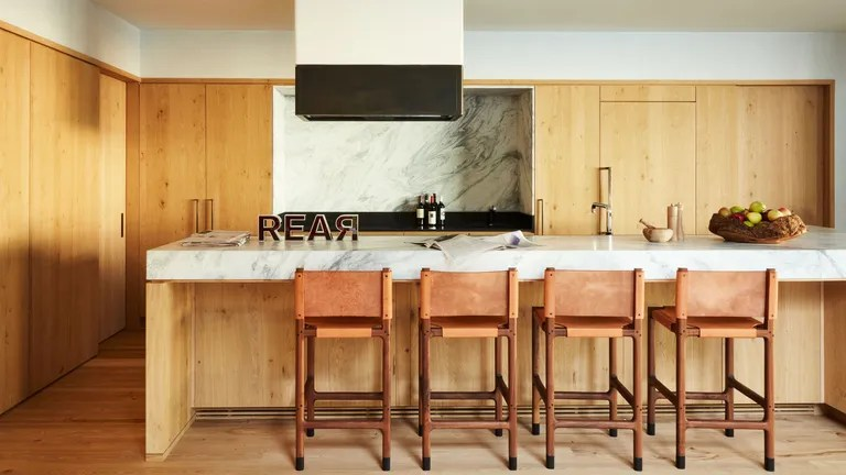 how to redesign a kitchen distressed island butcher block renovation guide design ideas architectural digest create sleek contemporary