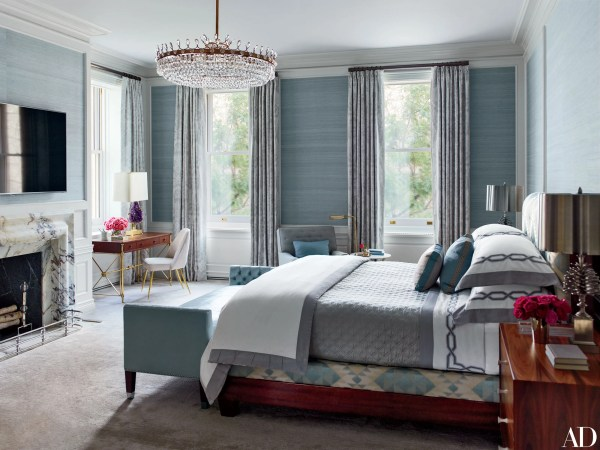 architectural digest bedroom designs Dual Master Bedrooms Are the Hottest New Amenity in Luxury