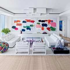 All White Living Room Ideas Best Place To Purchase Furniture 13 Rooms Architectural Digest