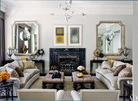 A Grand London Townhouse Receives a Luxe Update ...