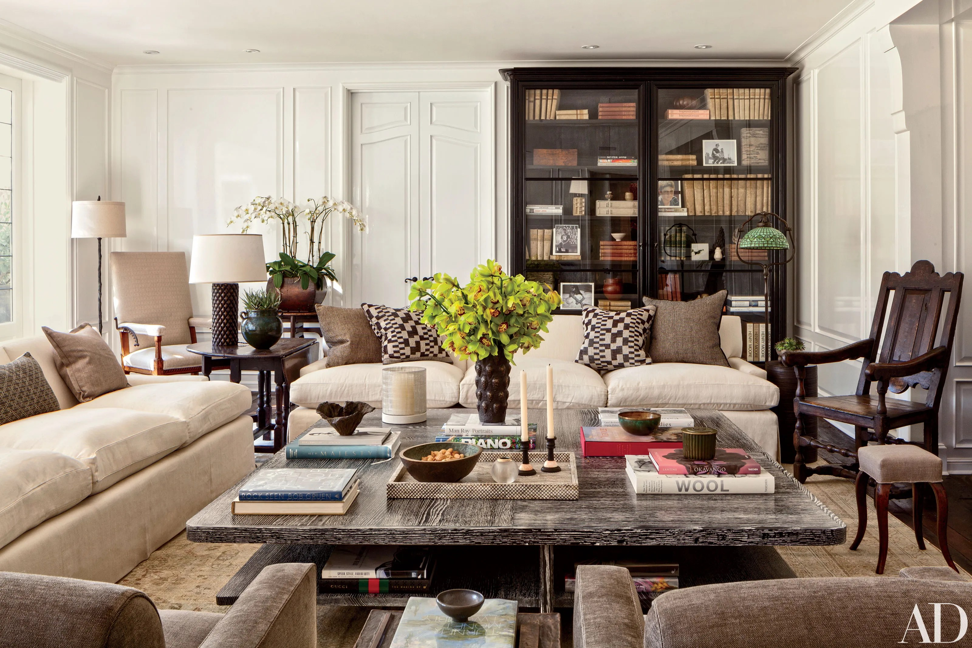 Look Inside Some of Designer Sandy Gallins Most Coveted Homes  Architectural Digest