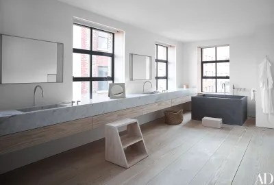 Inside Designer John Pawsons Minimalist Interiors  Architectural Digest