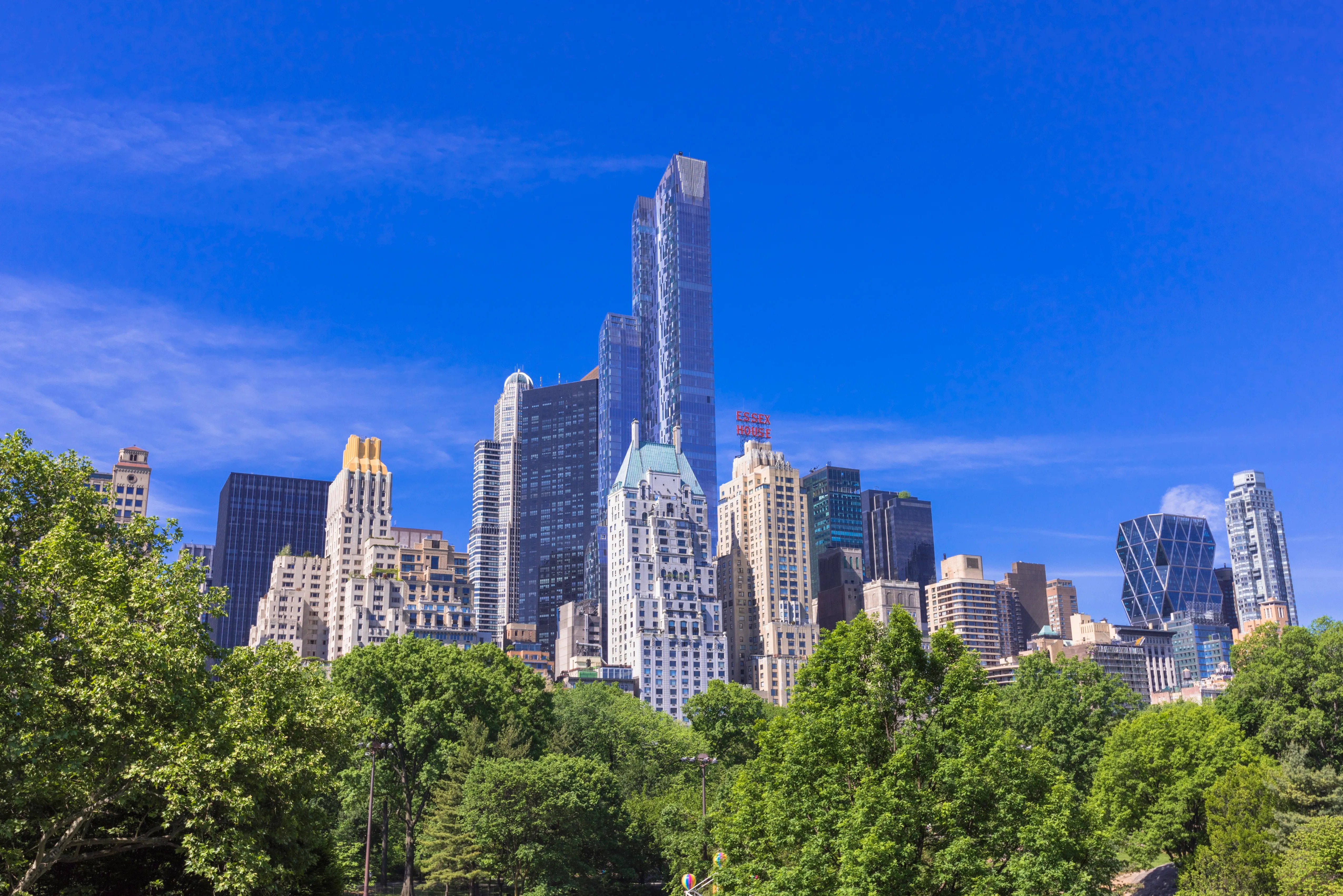 What Does The New York City Of Tomorrow Look Like?  Architectural Digest