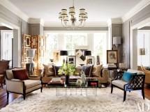 Architectural Digest Living Room Design