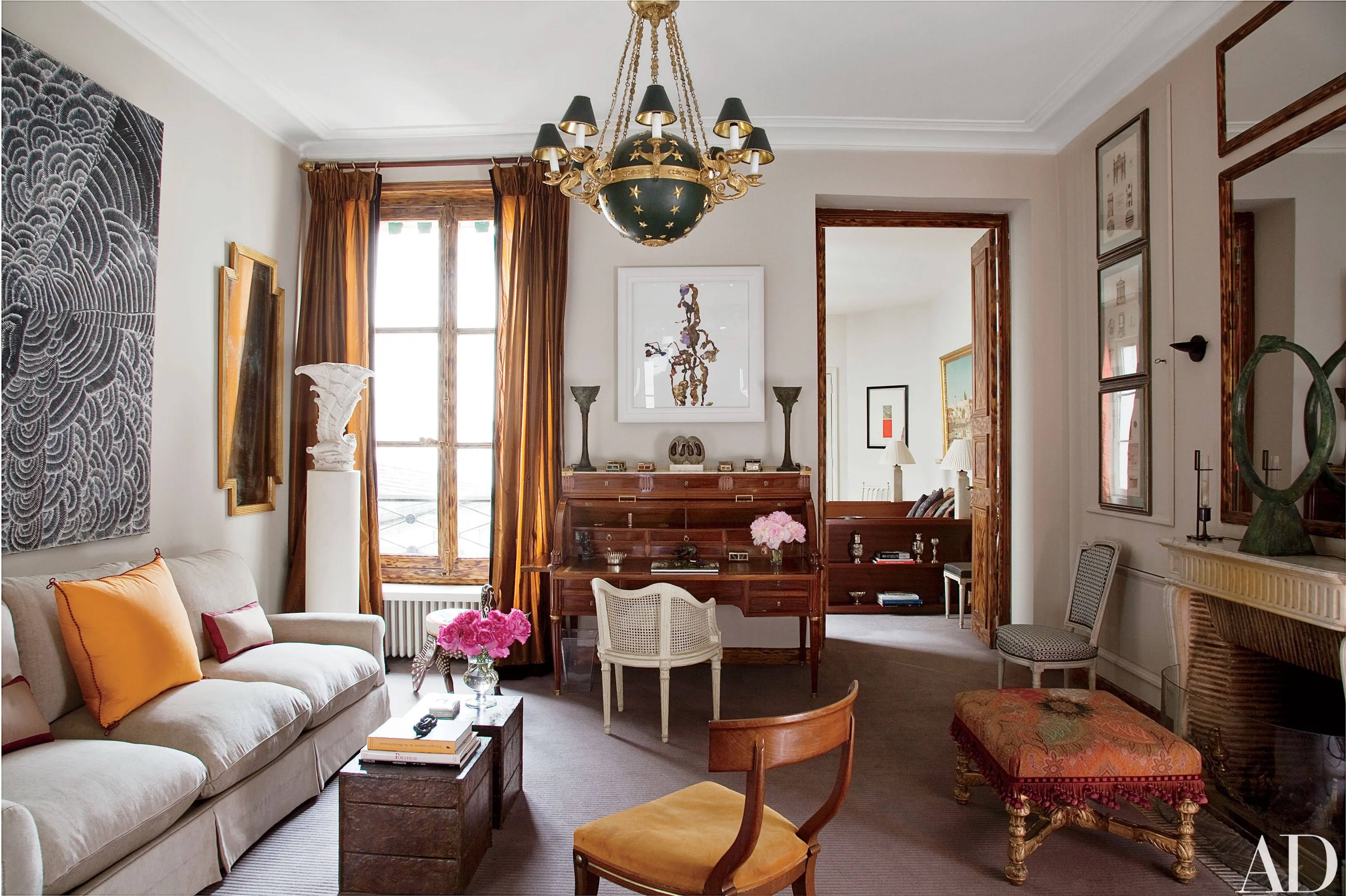 Apartment Decorating French Style