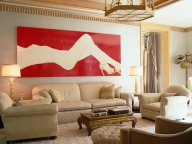Kim Cattralls Home in New York City Is As Sultry and