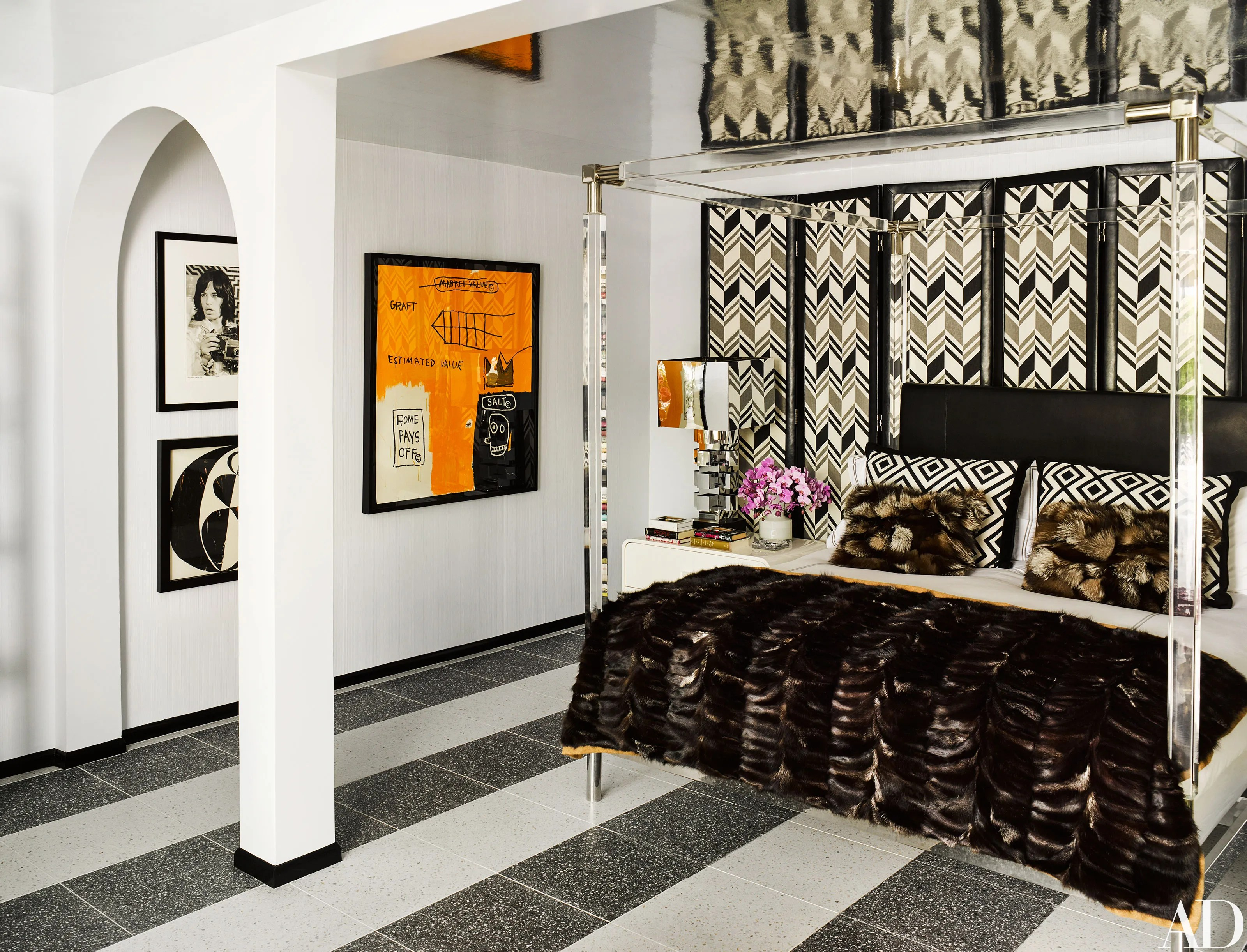Martyn Lawrence Bullards Sumptuous Palm Springs Hideaway