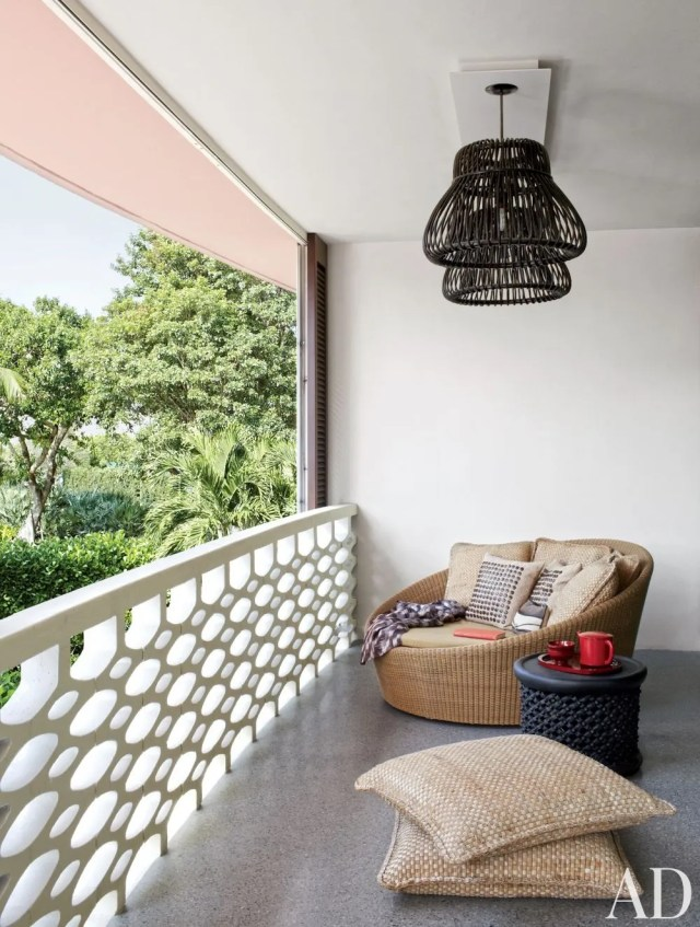 14 Cozy Balcony Ideas And Decor Inspiration Architectural Digest