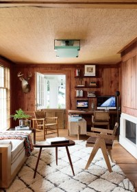 Add Warmth to a Room with Light Wood Paneling Photos ...