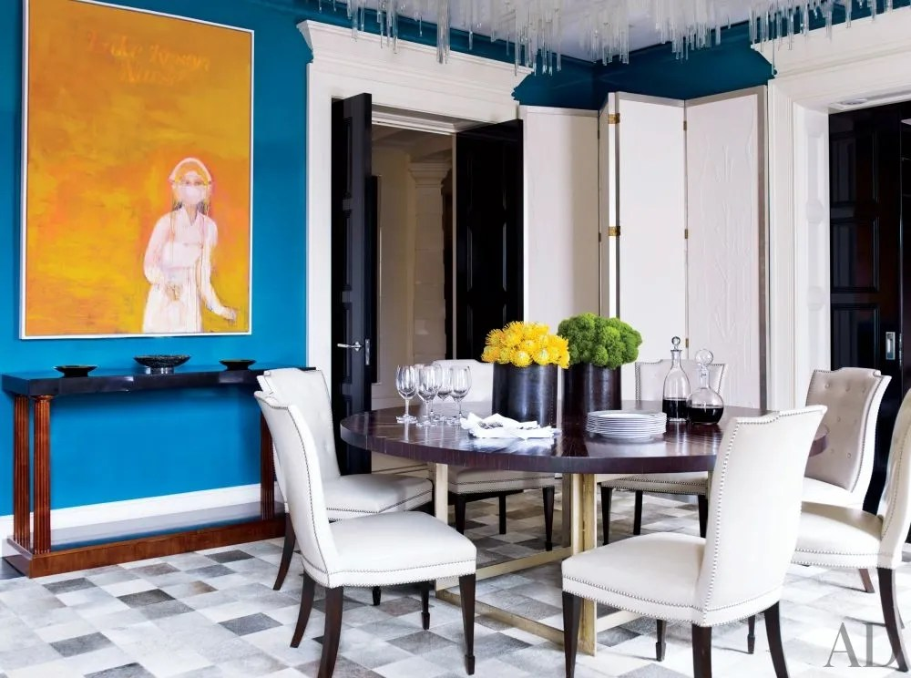 19 Round Dining Tables That Make A Statement Photos