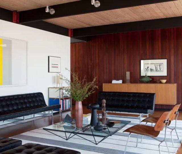 Modern Living Room By Boyddesign And Boyddesign In Malibu California