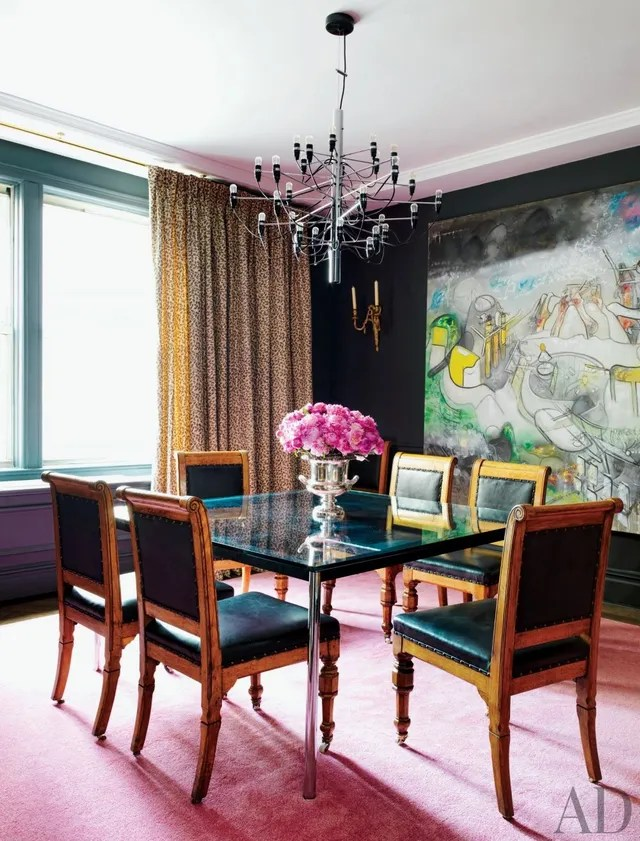 Dining Room Paint Colors Ideas and Inspiration Photos  Architectural Digest