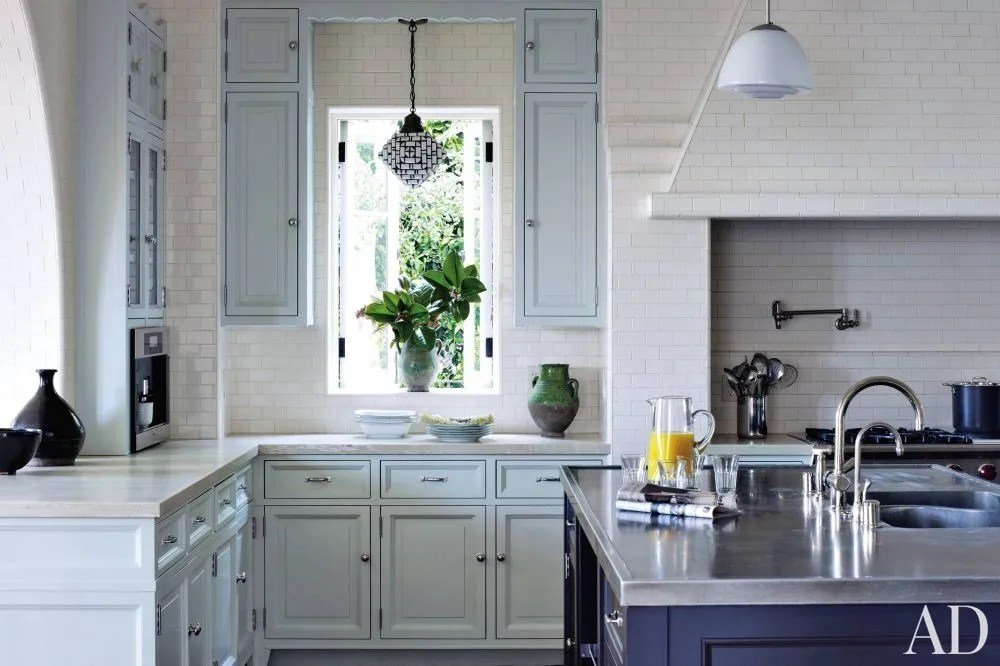 Whats Popular in Kitchen Design Right Now  Architectural