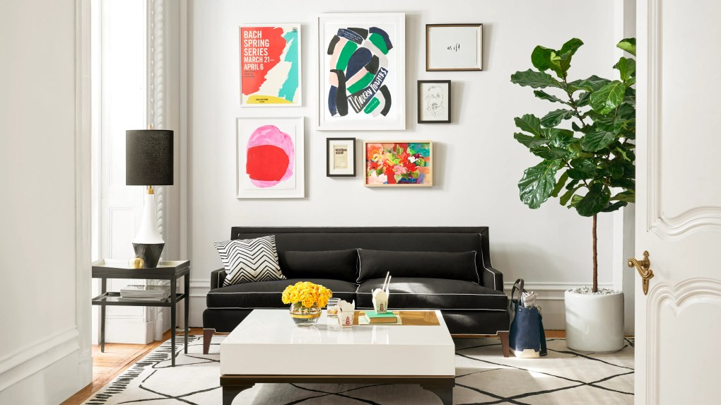 How to Choose the Right Art for a Gallery Wall | Architectural Digest