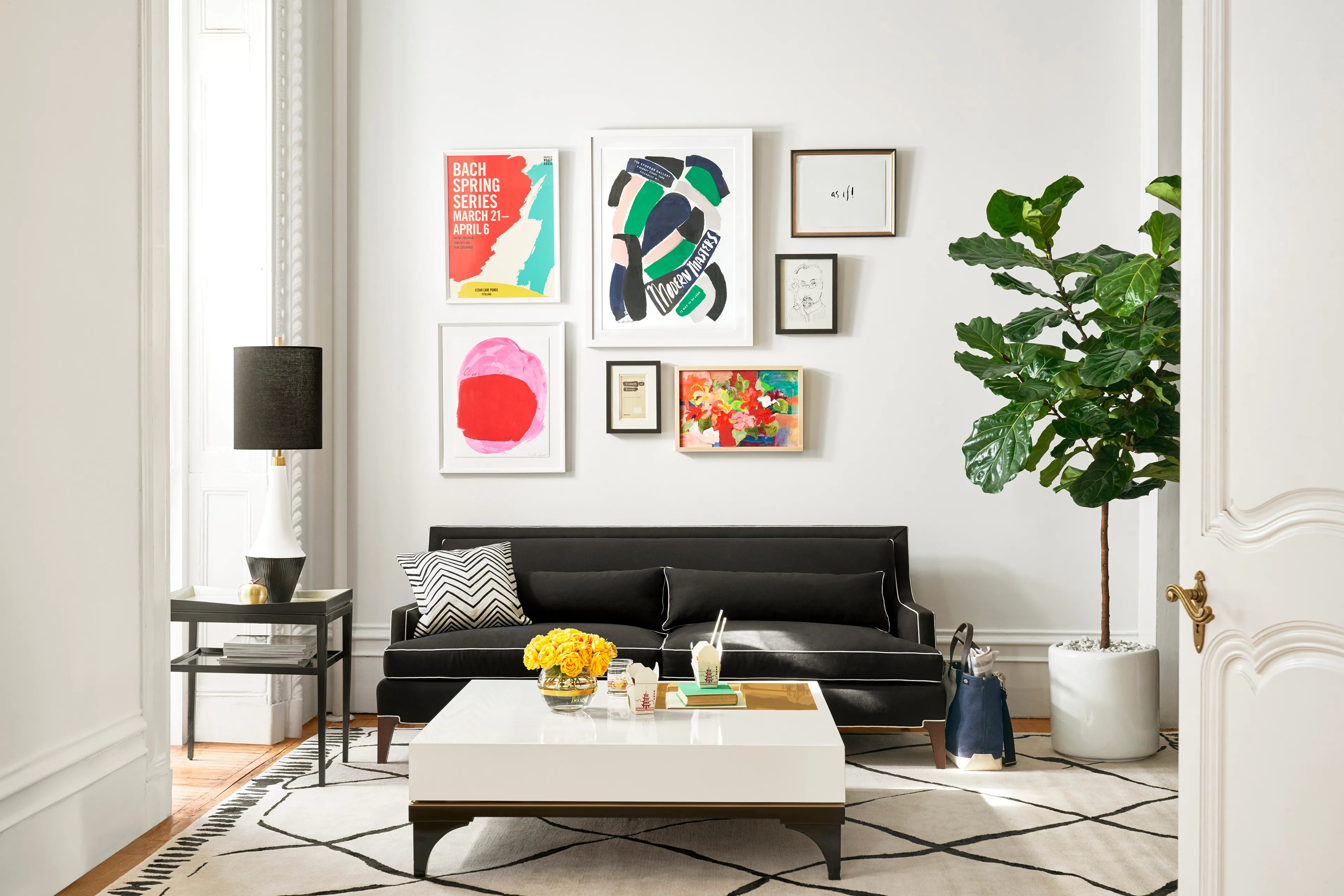 How to Choose the Right Art for a Gallery Wall