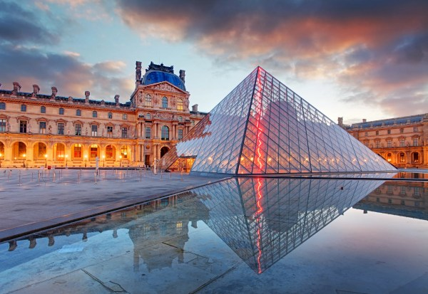 Secrets Of Louvre Museum In Paris Architectural Digest