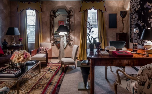 Tour The 2017 Kips Bay Show House Architectural Digest