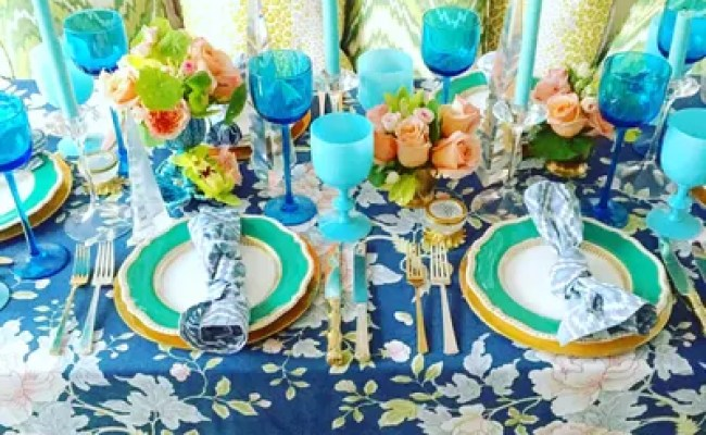 Mix And Match Dining Table Decor Ideas Architectural Digest